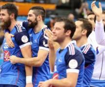 Mondial de handball 2015 : les Bleus savourent leur place en finale (Photos)