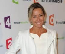 Anne-Sophie Lapix ne se sent pas en compétition avec Cyril Hanouna