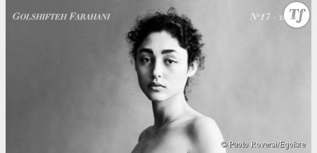 Golshifteh Farahani : la belle et rebelle Iranienne pose nue