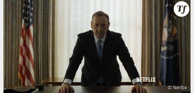 House of Cards Saison 3 : le petit bug de Netflix