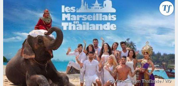 Marseillais en Thaïlande : découvrir le générique en vidéo