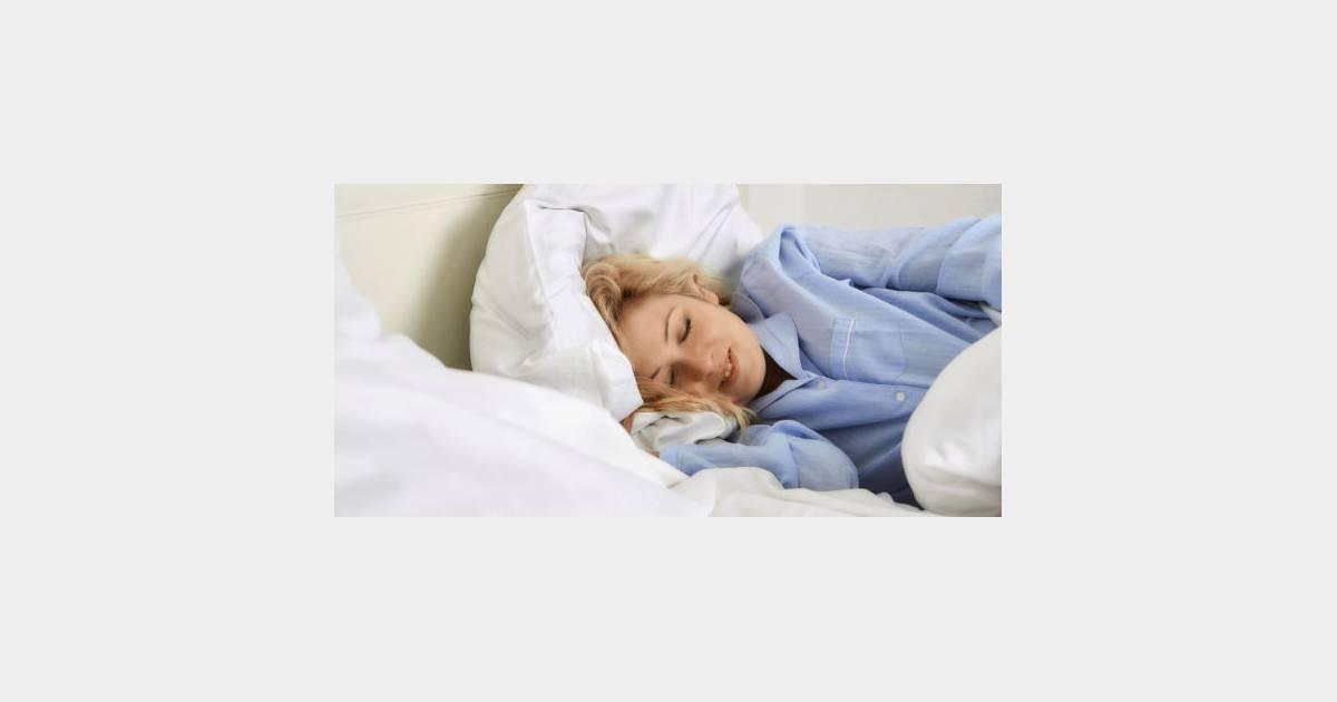 3 exercices de respiration pour s 39 endormir facilement for S endormir au bureau