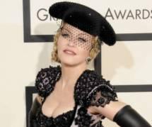 Grand Journal : Madonna sur le plateau le 2 mars 2015
