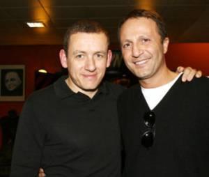 Arthur et Dany Boon sont comme des frères