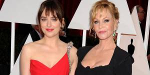 50 Shades of Grey : Dakota Johnson se dispute avec sa mère à cause du film