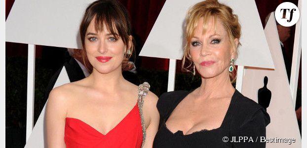 50 Shades of Grey : Dakota Johnson se dispute avec sa mère à cause du film