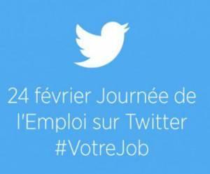 #VotreJob : et si vous trouviez du travail sur Twitter ?