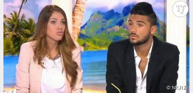 Vanessa Lawrens : elle n'est pas enceinte de Julien Guirado