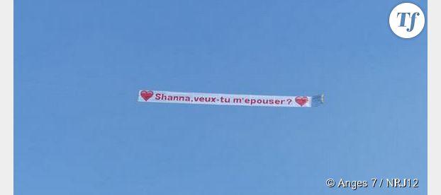 Mariage de Shanna et Thibault : moment d'émotion pour le couple des « Anges 7 »