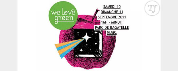 We Love Green : le festival Rock et écolo à Bagatelle