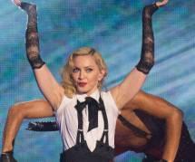 Madonna se dit menacée par Marine Le Pen