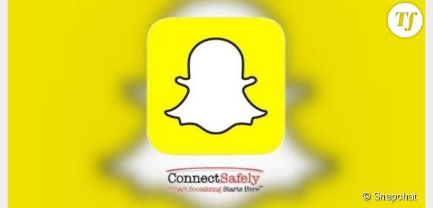 Snapchat met en garde ses utilisateurs contre les photos nu