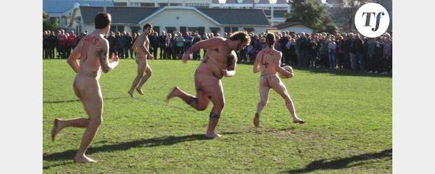 Les Nude blacks : le rugby se met à nu
