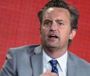 50 Shades of Grey : Matthew Perry s'imagine dans la peau de Christian