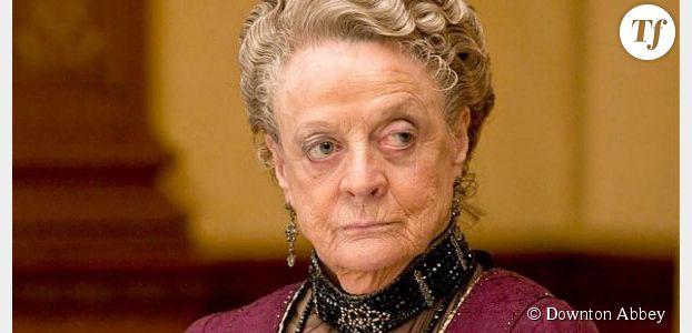 Downton Abbey : pas de saison 7 pour Maggie Smith ?