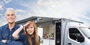 Mon food truck à la clé : les 1res images de l'émission de France 2 - vidéo