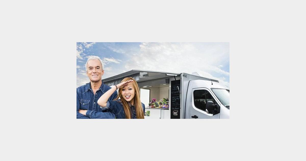 Mon food truck la cl les 1res images de l 39 mission de - Emission cuisine france 2 ...