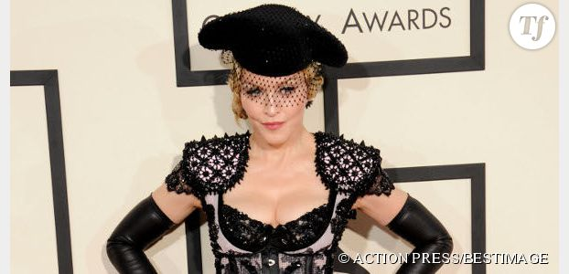 Madonna compte laisser ses enfants s'essayer à la drogue