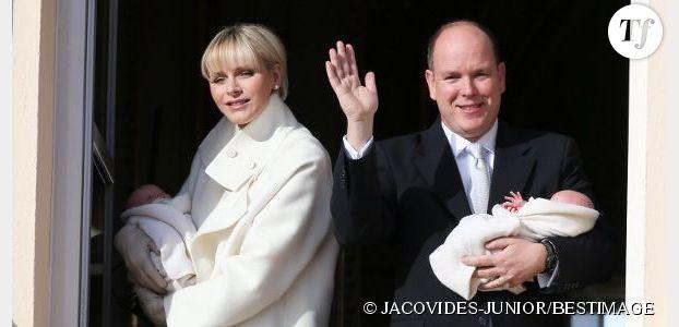 Charlène et Albert de Monaco : la date du baptême de leurs enfants dévoilée