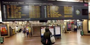 Grève SNCF 10 mars 2015 : RER, TGV, TER, Transilien et RATP – Prévisions trafic