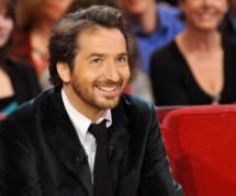 Edouard Baer et Sandrine Kiberlain : en couple et amoureux dans Paris Match