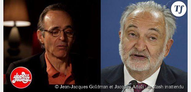 Goldman, les Enfoirés, Attali et son plagiat : quand le boss tacle l'ancien conseiller de François Mitterrand