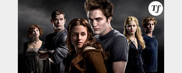 Diffusion de la saga Twilight sur M6