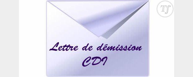 Comment rédiger une lettre de démission (CDI)?