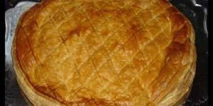 Recette concours :  La galette des rois Pomme-Canelle