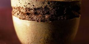 Concours chocolat : soufflé au chocolat