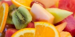 Salade de fruits aux épices