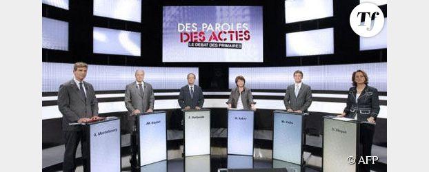 Primaire PS : l'UMP raille la « défaite story » et « qui va dépenser des millions »