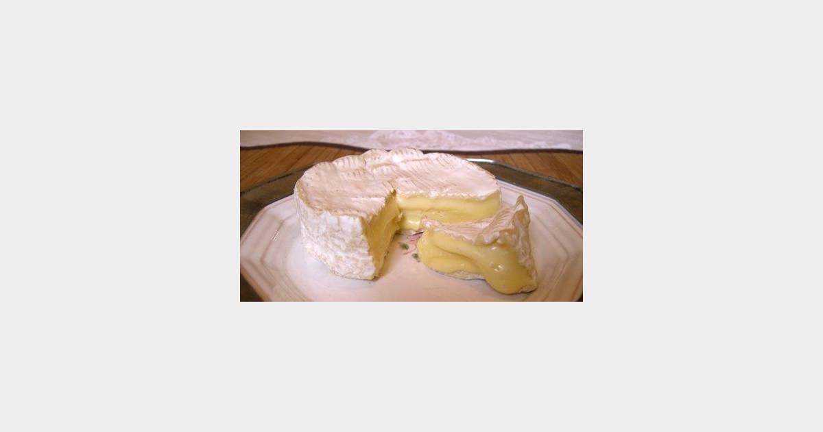 Recette concours pommes au four farcies au camembert sp cial normandie - Mont d or preparation ...