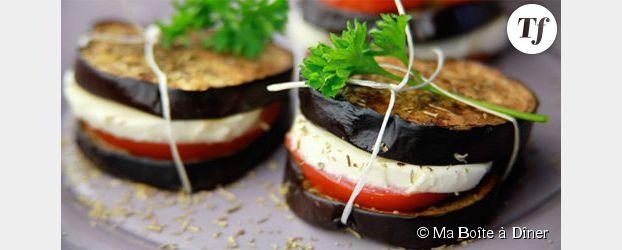 Recette des aubergines Surprises