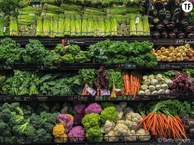 Calendrier des légumes de saison