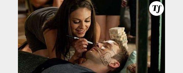 Le « Sexe entre amis » de Justin Timberlake et Mila Kunis cartonne