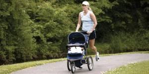 Après l'accouchement, quels sports pratiquer avec bébé ?