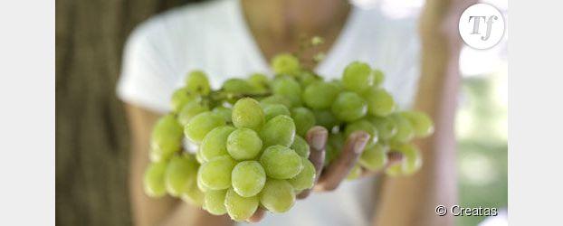 Nutrition : les bienfaits du raisin