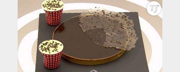 Recette des chefs Masterchef : la tarte au chocolat de Frédéric Anton