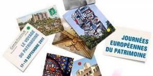 Les 28es Journées du patrimoine vous font voyager dans le temps
