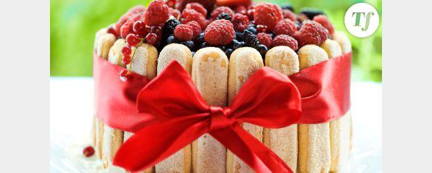 M6 - Le Meilleur pâtissier : recette de la charlotte aux fruits rouges