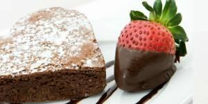 Recette du moelleux au chocolat noir