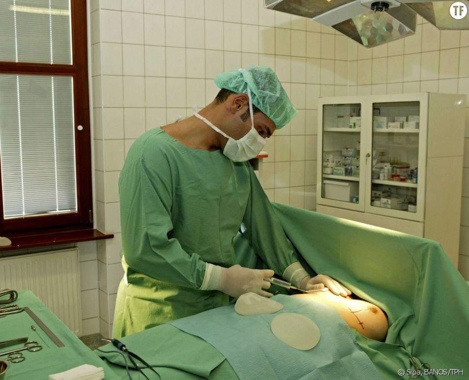 Certaines prothèses mammaires pourraient être responsables du développement de tumeurs cancereuses