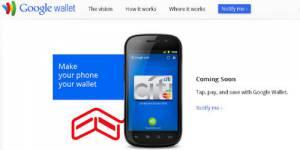 Google Wallet : lancement du paiement sans contact sur mobile