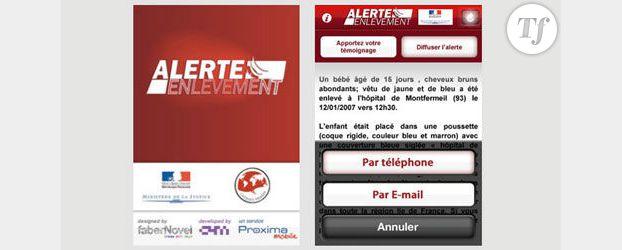 Alerte Enlèvement : l'appli mobile lancée pour les fillettes de la Sarthe