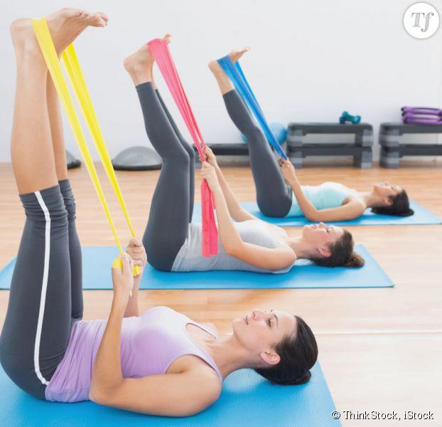 Top 5 exercices à faire avec un elastiband pour galber votre silhouette MK72