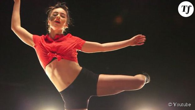 La danseuse Cassandra Naud