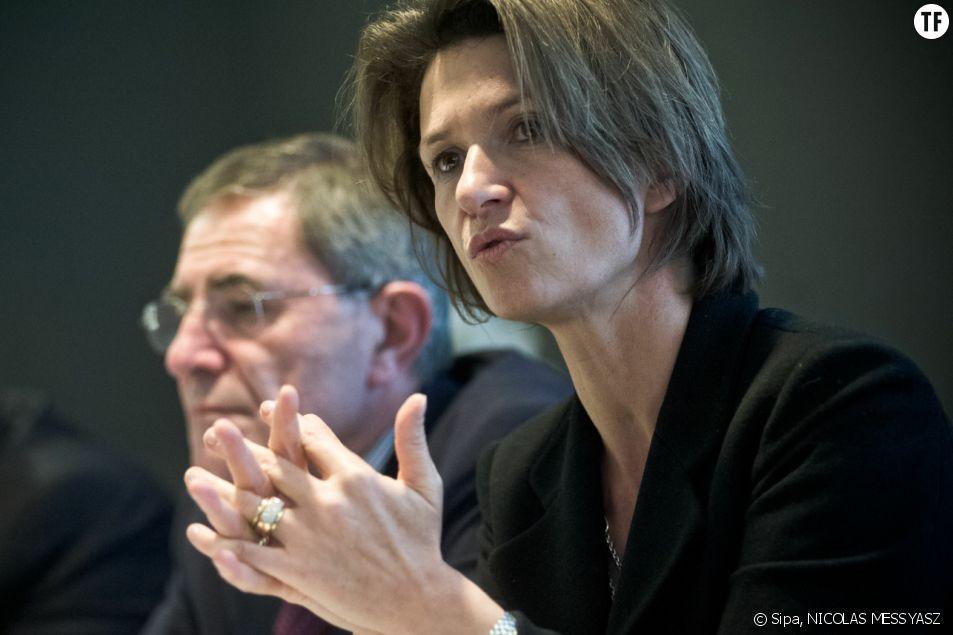 Isabelle Kocher, directrice générale déléguée de GDF Suez, devrait prendre la tête du groupe en mai 2016.