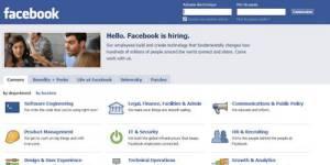 Facebook : 182 000 emplois créés