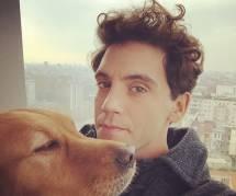 The Voice 2015 : Mika est fou amoureux de son chien Mel (photos)